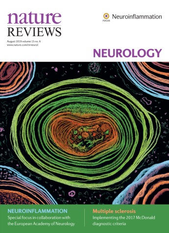 Subscribe to Nature Reviews Neurology