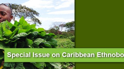 Special Issue on Caribbean Ethnobotany