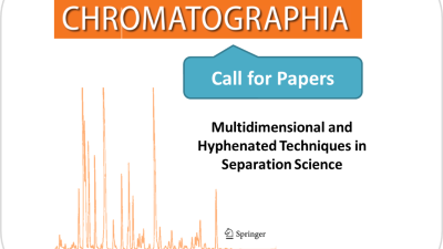 Call for Papers for the Topical Collection on Multidimensional and Hyphenated Techniques in Separation Science