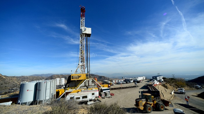 The Aliso Canyon gas field in California was the site of a huge methane gas leak in 2015 -- the single largest man-made greenhouse gas emission event in US history.