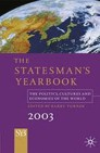 The Statesman's Yearbook 2003