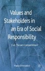 Values and Stakeholders in an Era of Social Responsibility