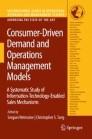 Consumer-Driven Demand and Operations Management Models