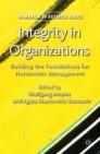 Integrity in Organizations