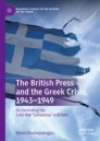 The British Press and the Greek Crisis, 1943–1949