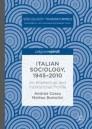 Italian Sociology,1945–2010