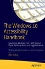 The Windows 10 Accessibility Handbook