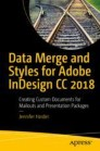 Data Merge and Styles for Adobe InDesign CC 2018