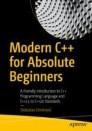 Modern C++ for Absolute Beginners