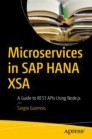 Microservices in SAP HANA XSA