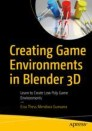 Creating Game Environments in Blender 3D