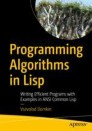 Programming Algorithms in Lisp