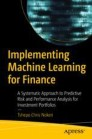 Implementing Machine Learning for Finance