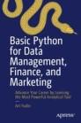 Basic Python for Data Management, Finance, and Marketing