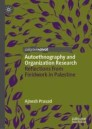 Autoethnography and Organization Research