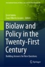 Biolaw and Policy in the Twenty-First Century