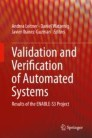 Validation and Verification of Automated Systems
