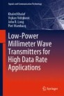 Low-Power Millimeter Wave Transmitters for High Data Rate Applications