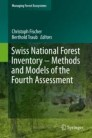 Swiss National Forest Inventory – Methods and Models of the Fourth Assessment