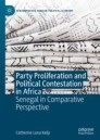 Party Proliferation and Political Contestation in Africa