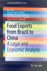 Food Exports from Brazil to China