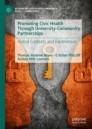 Promoting Civic Health Through University-Community Partnerships