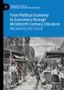 From Political Economy to Economics through Nineteenth-Century Literature