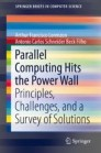 Parallel Computing Hits the Power Wall