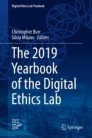 The 2019 Yearbook of the Digital Ethics Lab