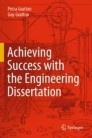 Achieving Success with the Engineering Dissertation