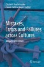 Mistakes, Errors and Failures across Cultures