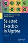 Selected Exercises in Algebra