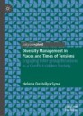 Diversity Management in Places and Times of Tensions