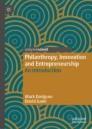 Philanthropy, Innovation and Entrepreneurship