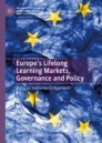 Europe's Lifelong Learning Markets, Governance and Policy