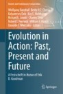 Evolution in Action: Past, Present and Future