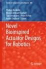 Novel Bioinspired Actuator Designs for Robotics