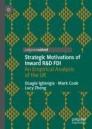 Strategic Motivations of Inward R&D FDI