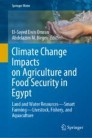 Climate Change Impacts on Agriculture and Food Security in Egypt