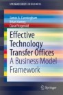 Effective Technology Transfer Offices