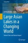 Large Asian Lakes in a Changing World