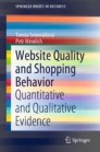 Website Quality and Shopping Behavior