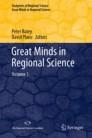 Great Minds in Regional Science