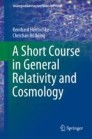 A Short Course in General Relativity and Cosmology