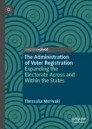 The Administration of Voter Registration