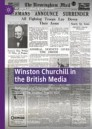Winston Churchill in the British Media