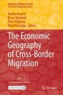 The Economic Geography of Cross-Border Migration