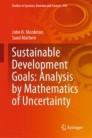 Sustainable Development Goals: Analysis by Mathematics of Uncertainty