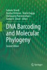 DNA Barcoding and Molecular Phylogeny