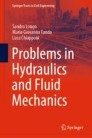 Problems in Hydraulics and Fluid Mechanics